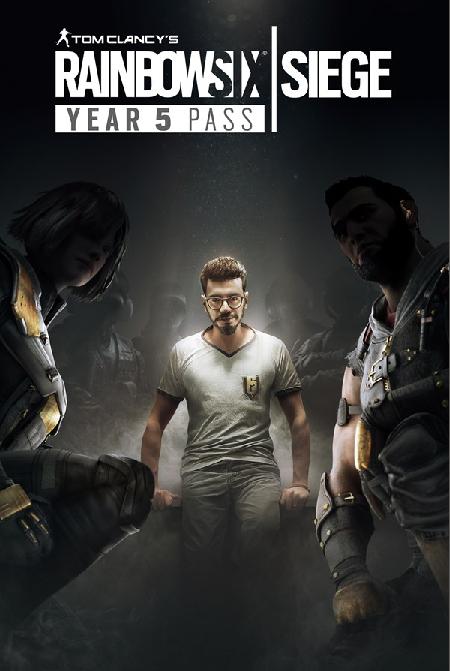 Tom Clancys Rainbow Six Siege Year 5 Pass DLC UPLAY KEY EU