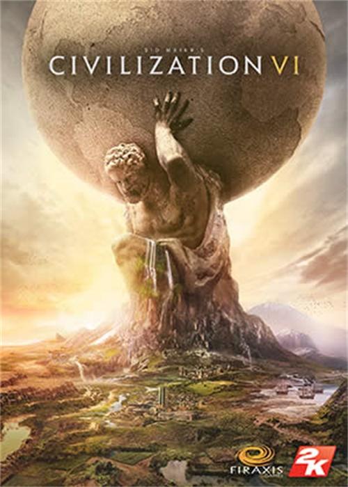 Civilization VI Steam CD Key EU