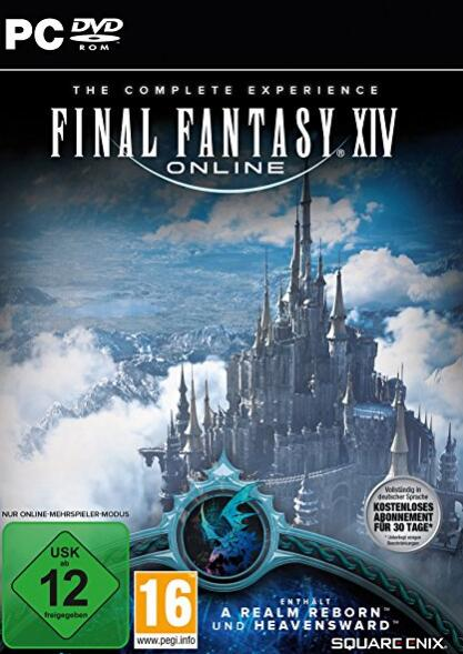 Final Fantasy XIV: A Realm Reborn + 30 Days Included EU