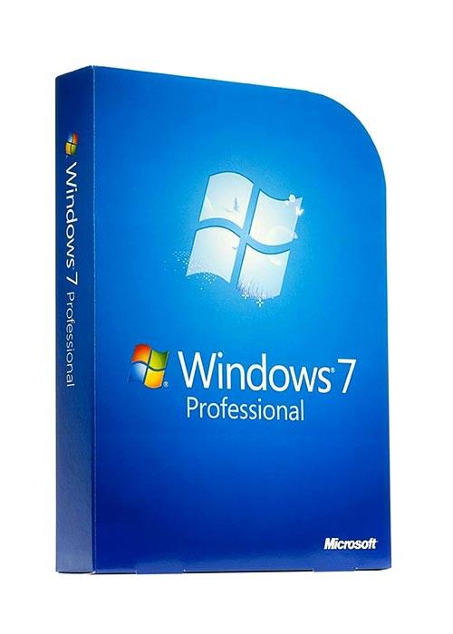 Microsoft Windows 7 PRO OEM CD Key
