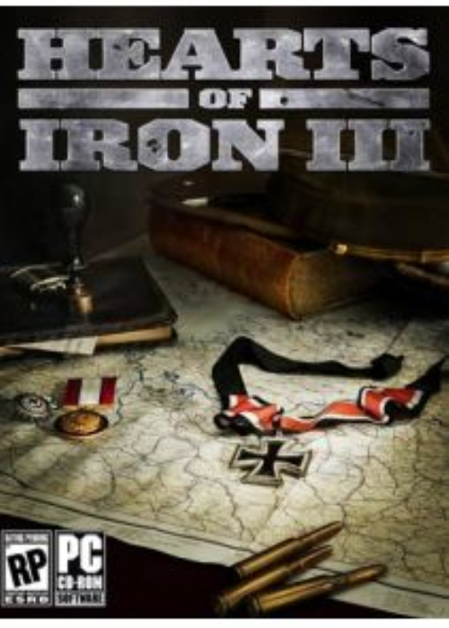 Hearts Of Iron 3 Steam CD Key