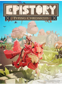 Epistory Typing Chronicles Steam CD Key
