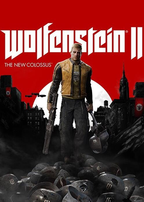 Wolfenstein 2 The New Colossus Steam Key Global PC