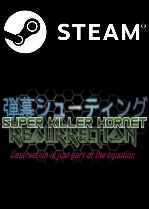 Super Killer Hornet Resurrection Steam CD Key