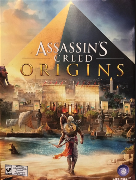 Assassin's Creed Origins Uplay CD Key EU