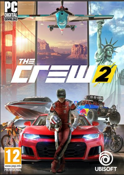 The Crew 2 Uplay CD Key EU