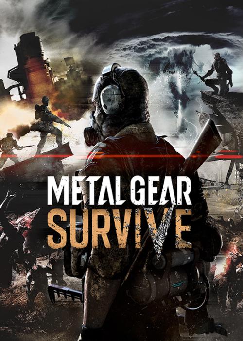 Metal Gear Survive Steam Key Global