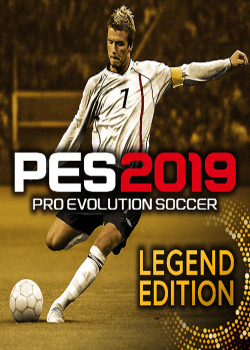 Pro Evolution Soccer 2019 Legend Edition Steam Key Global