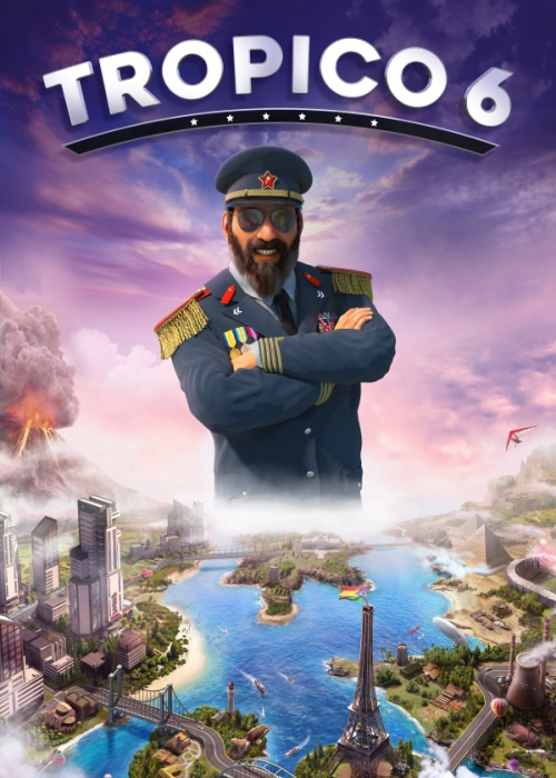 Tropico 6 Steam Key EU