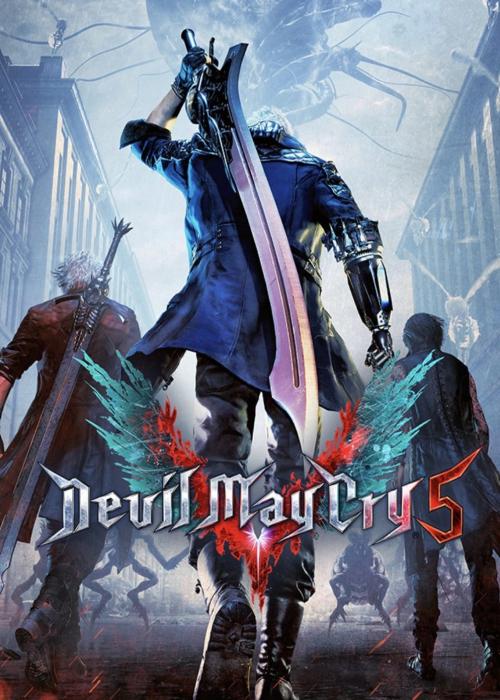 Devil May Cry 5 Steam Key EU