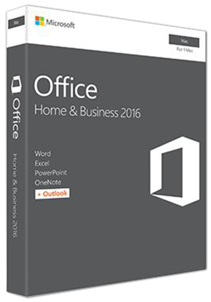 Office Home And Business 2016 For Mac CD Key Global