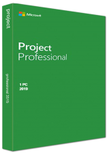 Project Professional 2019 Key Global