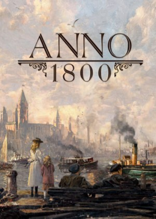 ANNO 1800 Uplay Key EU