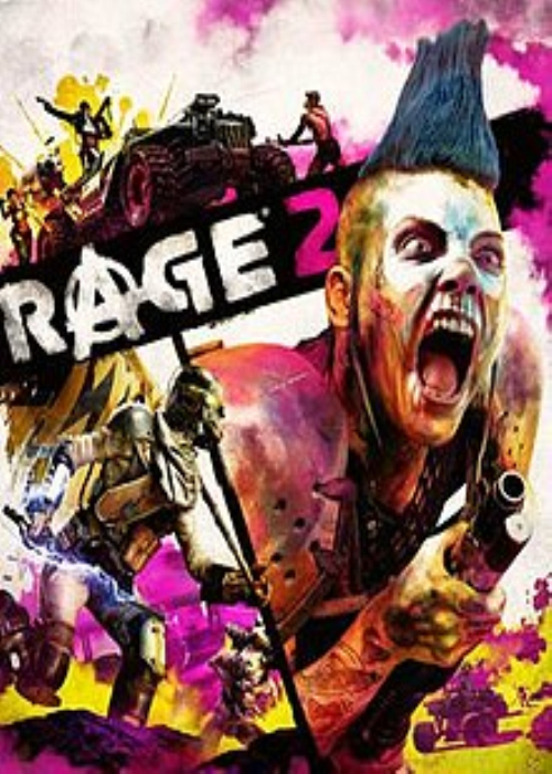 Rage 2 Bethesda Key EU