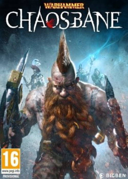 Warhammer Chaosbane Steam Key