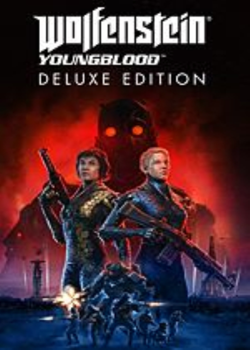 Wolfenstein Youngblood Deluxe Bethesda Key EU