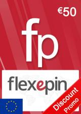 Flexepin Voucher Card 50 EUR