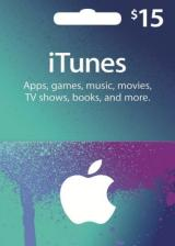 Apple iTunes Gift 15 USD