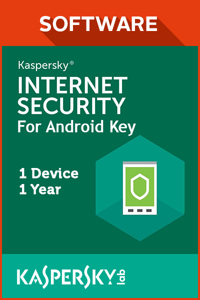 Kaspersky Internet Security 1 PC 1 Year Global