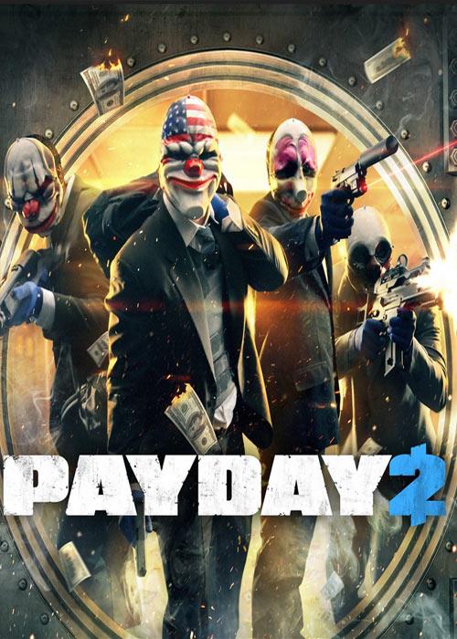 Payday 2 Steam CD-Key