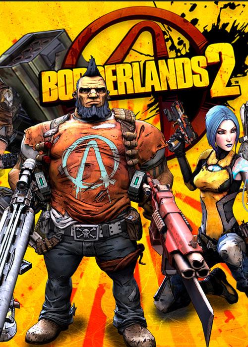 Borderlands 2 Steam CD Key