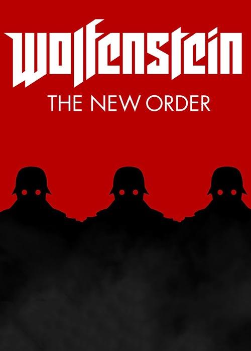 Wolfenstein The New Order Steam CD Key