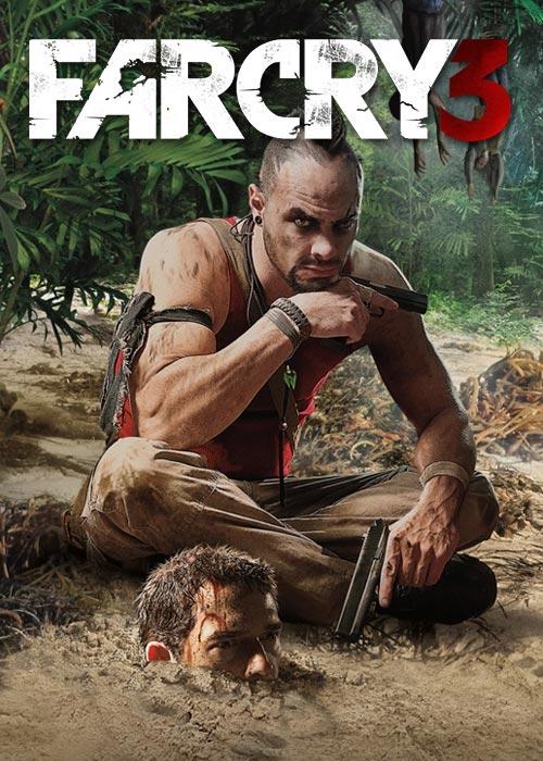 Far Cry 3 Uplay CD Key