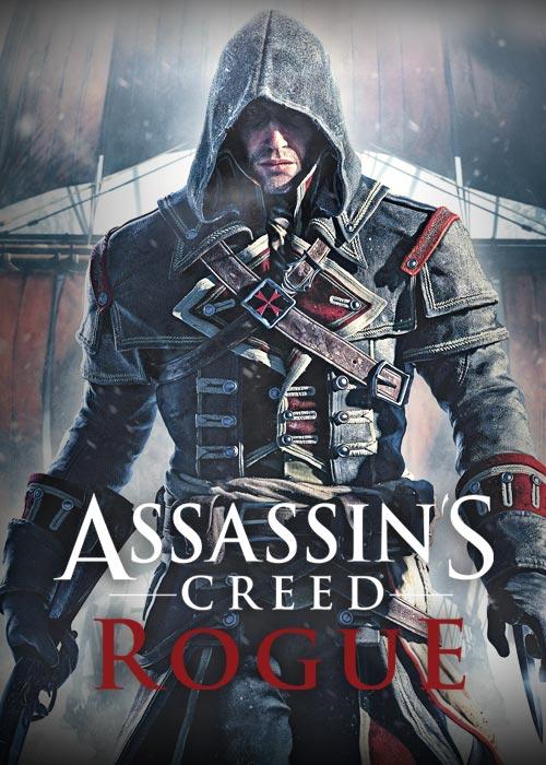 Assassin's Creed Rogue Uplay CD Key