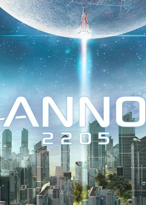 Anno 2205 Uplay CD Key