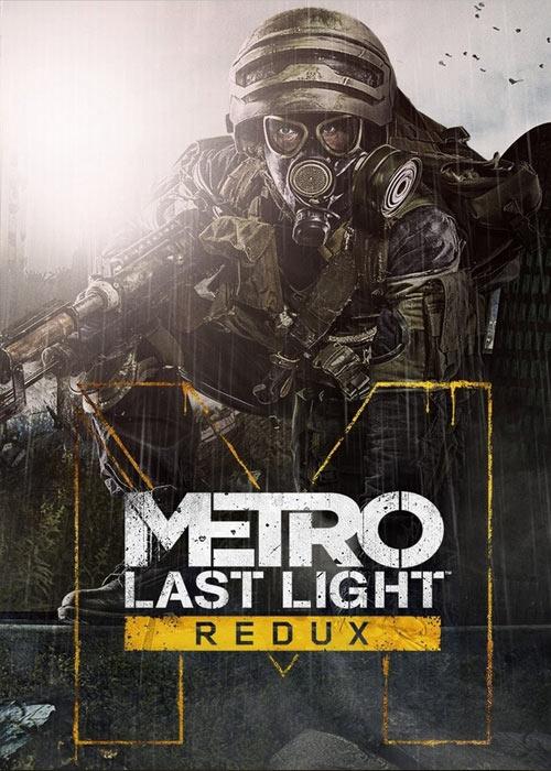 Metro: Last Light Redux Steam Cd key