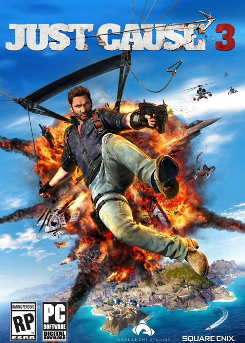 Just Cause 3 Steam CD-Key
