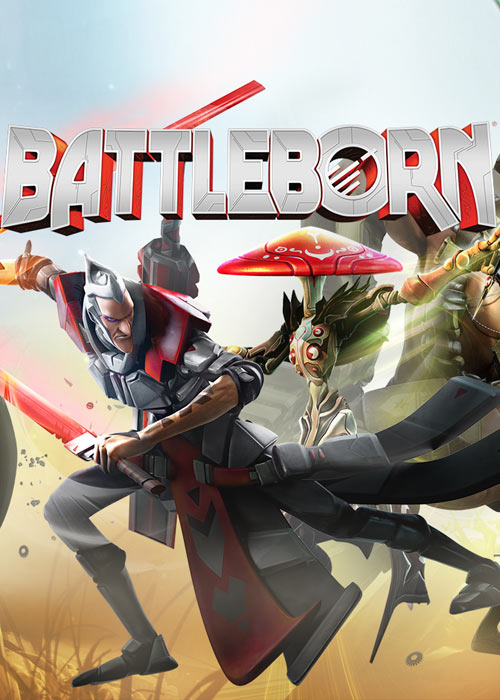 Battleborn Steam CD Key(Day One)