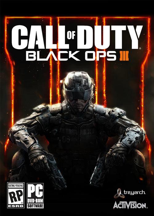 Call Of Duty Black Ops III Steam CD Key