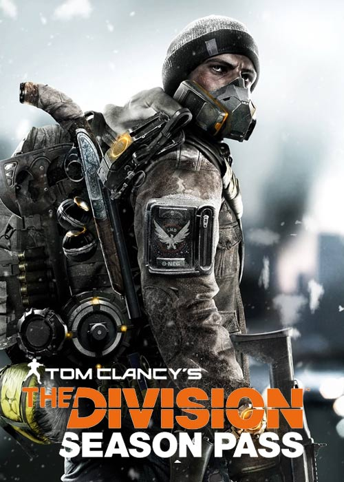 Tom Clancys The Division Season Pass DLC Uplay CD Key