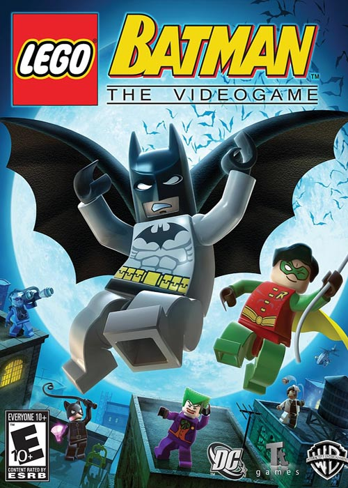 LEGO Batman Steam CD-Key