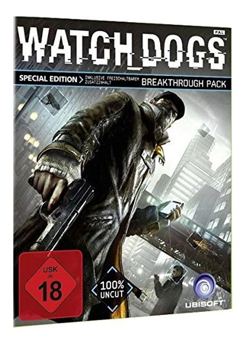Watch Dogs Special Edition Uplay CD Key