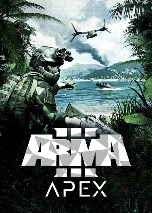 Arma 3 Apex DLC Steam CD Key