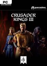 Crusader Kings III Steam CD Key EU
