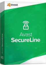 Avast SecureLine VPN 5 PC 2 Years Avast Key Global