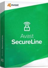 Avast SecureLine VPN 5 PC 2 Years Avast Key Global